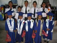 Salinas Grande Pre-K & 6th Grade Graduation