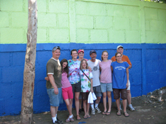 Team from Grace Fellowship in Lake City, Colorado
